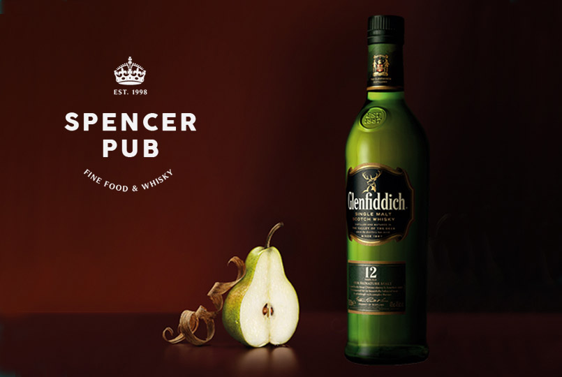 Spencer Pub - whisky of the week