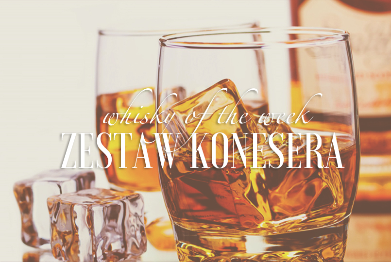 Whisky of the week - zestaw konesera - Spencer Pub